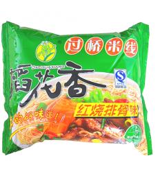稻花香过桥米线(红烧排骨)绿袋 instant noodle 108g