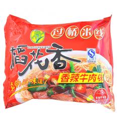 稻花香过桥米线(香辣牛肉)红袋 instant noodle 108g