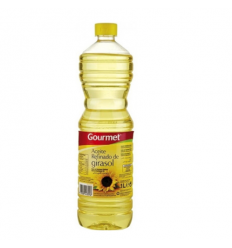 GOURMET 葵花油 SUNFLOWER OIL 1L
