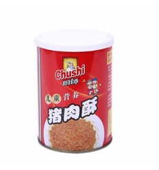 厨师猪肉酥 Favor dry pork 120G