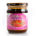 阿香婆 素味香辣酱 Spicy Vegetarian Sauce 200G