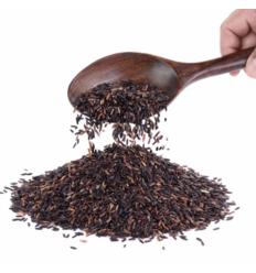 天鹅牌黑糯米 Black Glutinous Rice 1Kg