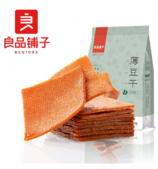 良品铺子 - 薄豆干 Bestore Snacks 160g