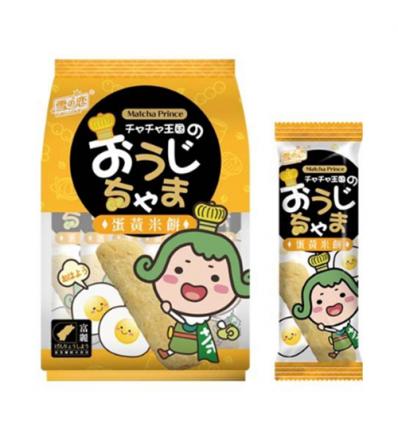 茶茶小王子 - 蛋黄米饼 Cracker 160G