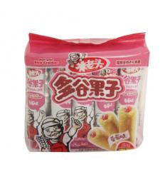 米老头多谷果子- 草莓味 Cracker 160G