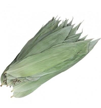 特选大竹叶 / 干竹叶 带咸水草 Bamboo leaves 400g