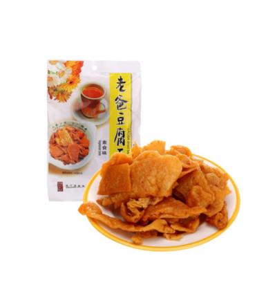 老爸豆腐干*素食100g dried bean curd