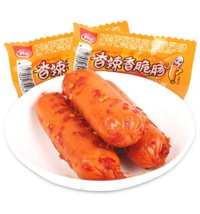 鲜在香辣肠 28g Mini grilled sausage