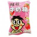 旺仔牛奶糖 草莓牛乳味 42g Candy