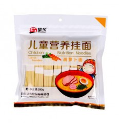望乡儿童营养挂面 (胡萝卜)280g Chinese Noodles