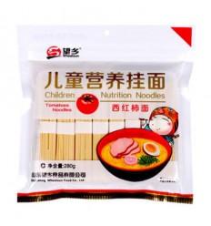 望乡儿童营养挂面 (西红柿)280g Chinese Noodles