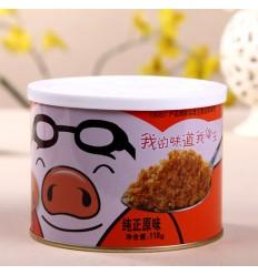 厨师 儿童营养肉酥/肉松 118g Favor dry pork