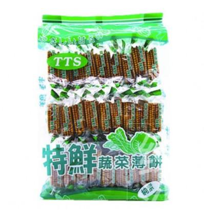 香港恬恬思TTS 薄饼 (特鲜蔬菜)280g Cracker