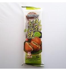 日吉铜锣烧 红豆抹茶味 300g bean paste Cracker
