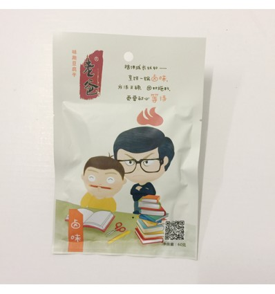 老爸 味趣豆腐干 香辣味 60g dried bean curd