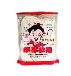 (新鲜面)伊都拉面 兰州鲜拉面 454g Rice noddles