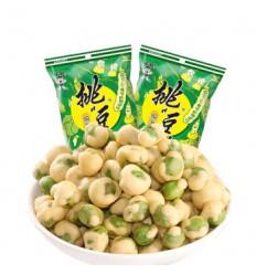 旺旺挑豆 豌豆(绿袋)45g Broad Beans