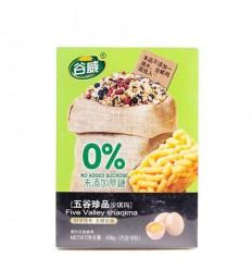 谷威沙琪玛 五谷珍品 458g Shaqima Cracker