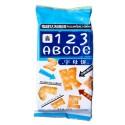 好吃点字母饼干115g crackers