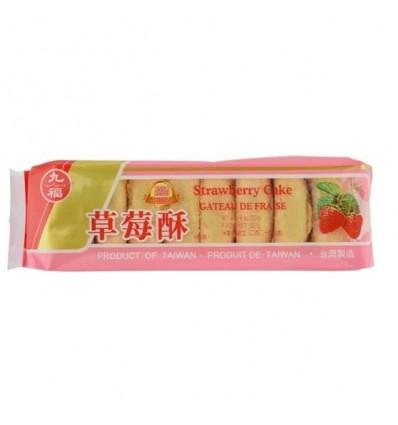 九福草莓酥 Cracker