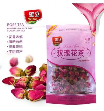 奇皇雄立玫瑰花茶 50g tea