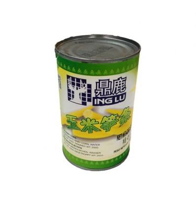 鼎鹿玉米笋条罐头 425g Canned
