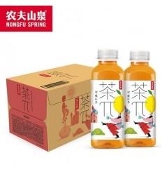 农夫山泉茶派(柠檬红茶)Grapefruit jasmine 500ml