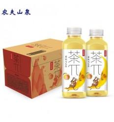 农夫山泉茶派(蜜桃乌龙茶)Peach Oolong Tea 500ml