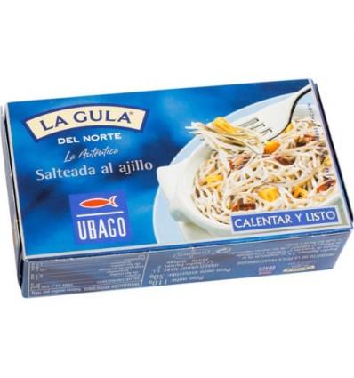 LA GULA 蒜味香煎小鳗鱼LA AUTENFICA 50G