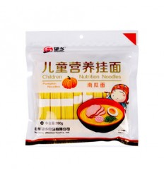 望乡儿童营养挂面 (南瓜)280g Chinese Noodles