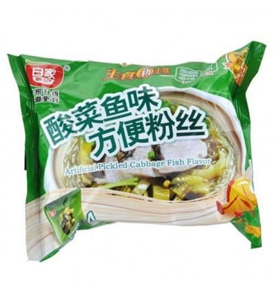 白家酸菜鱼味粉 100g Sauerkraut Fish Meal
