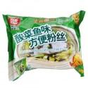 白家(酸菜鱼味)方便粉丝 100g Sauerkraut Fish Meal