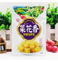 菜花香鲜椒泡酸菜 Pickled Cabbage 120g