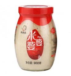 (大瓶)米婆婆酒酿(酒酿/醪糟)900g Jiuniang