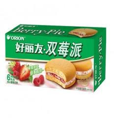 好丽友蛋黄派138G Cracker