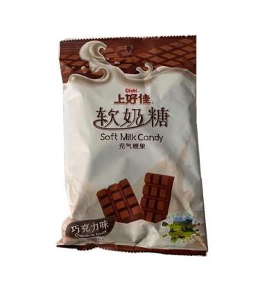 上好佳巧克力奶糖120G Chocolate toffee