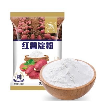 古松红薯淀粉500G Sweet potato starch