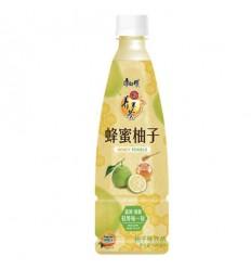 康师傅蜂蜜柚子茶500ML Honey grapefruit tea