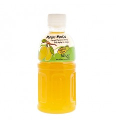 MOGUMOGU 饮料*菠萝味 320ML Pineapple flavored drink