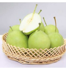 陕北青皮早酥梨 2个装 Su Pear