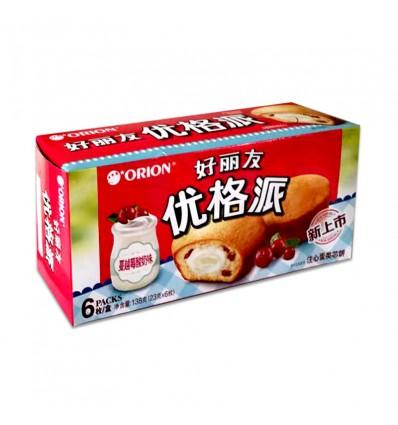 好丽友蔓越莓酸奶味138G Cracker