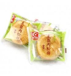 友臣香葱味肉松饼208g Rousong Cracker