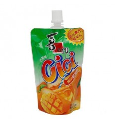 喜之郎CICI(香橙)果冻爽*袋装150g CICI jelly