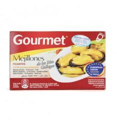 Gourmet 辣汁贻贝 / 海虹 mejillones picante