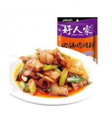 好人家*回锅肉调料 100G Good people* twice-cooked pork seasoning 100G