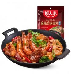 好人家*麻辣香锅调料 220G Good House* Spicy Hot Pot Seasoning 220G