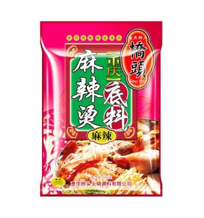 桥头*麻辣烫重庆底料*麻辣 150G Qiaotou*Spicy Hot Chongqing Base*Spicy 150G