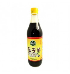 金山寺*饺子醋 500ML Jinshan Temple * Dumpling Vinegar 500ML