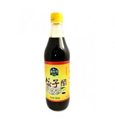金山寺*饺子醋 500ML Jinshan Temple * Dumpling Vinegar 500ML