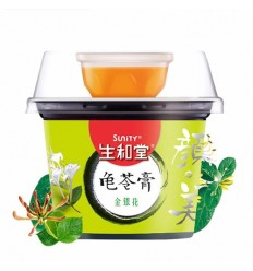 生和堂*龟苓膏*金银花味 215G Shenghetang*Guiling Cream*Honeysuckle Flavor 215G